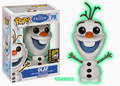 Olaf - Glow-in-the-Dark SDCC Exclusive