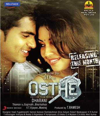Simbu's Osthi Tamil Songs Lyrics and Video Songs