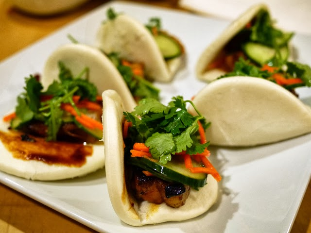 caramelized pork belly buns 4 servings recipe yummly pork belly buns ...