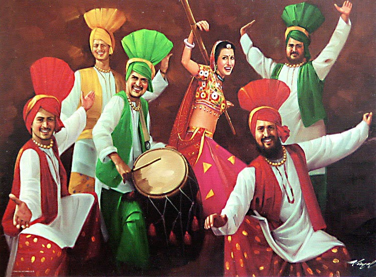 Incredible India: Living with cultures: Different Dance forms: INDIA