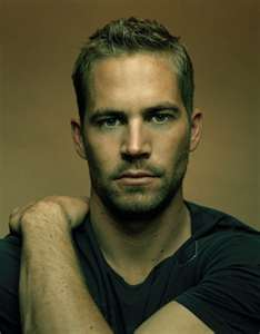 Paul Walker Short Hairstyle