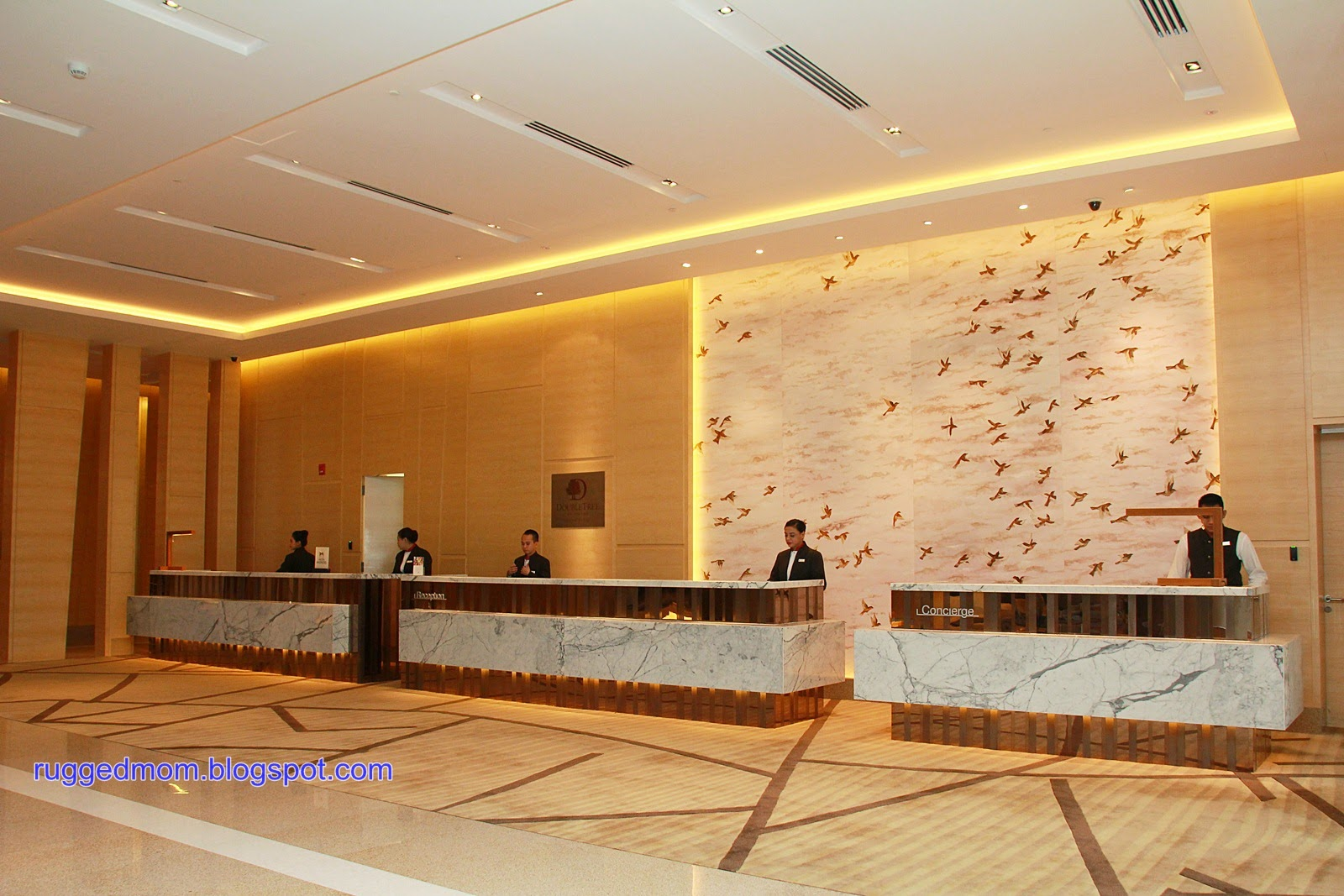 Double Tree by Hilton Johor Bahru A comfortable and hassle free hotel