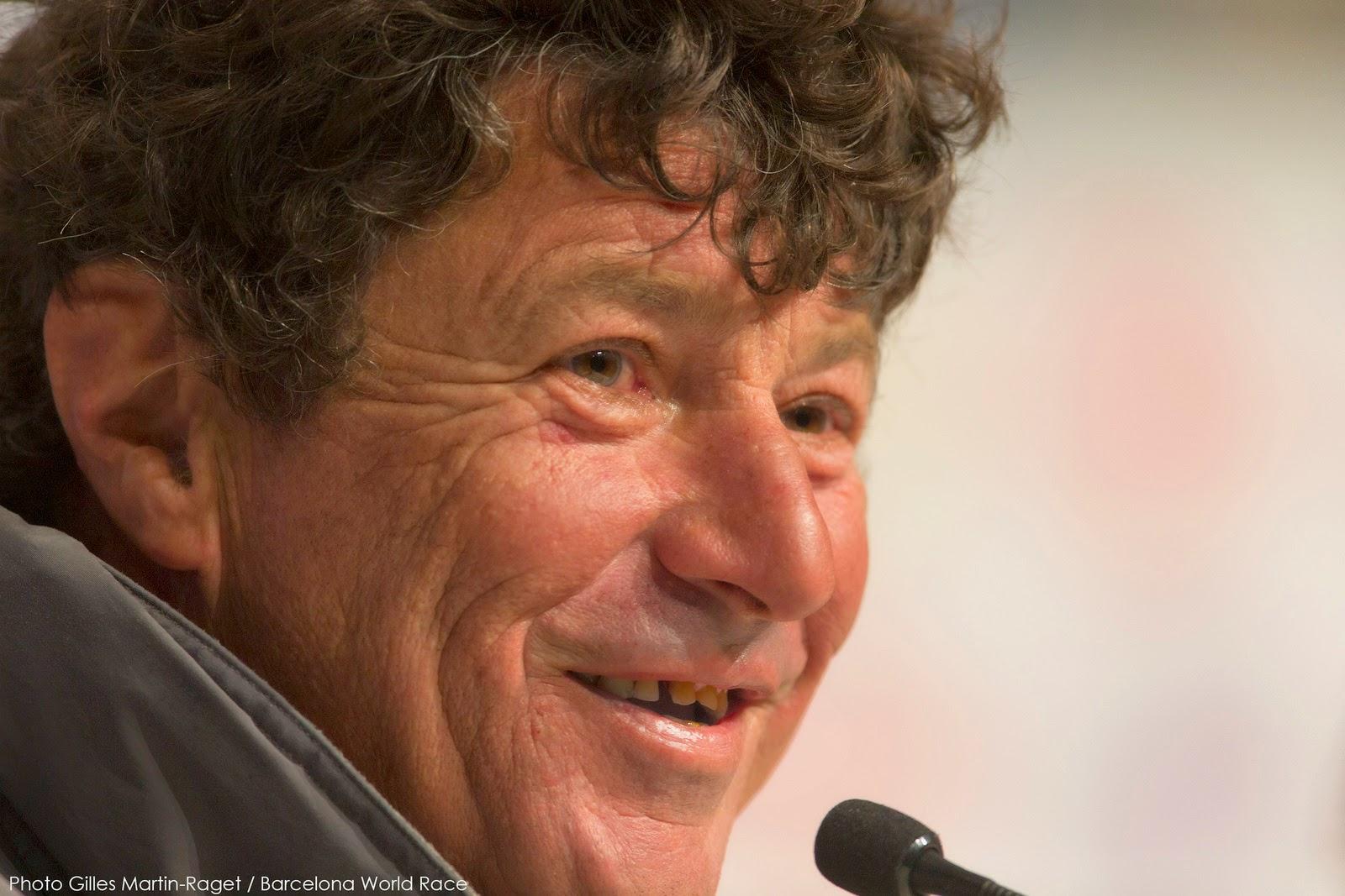 Jean Le Cam rêve d'un quatrième Vendée Globe.