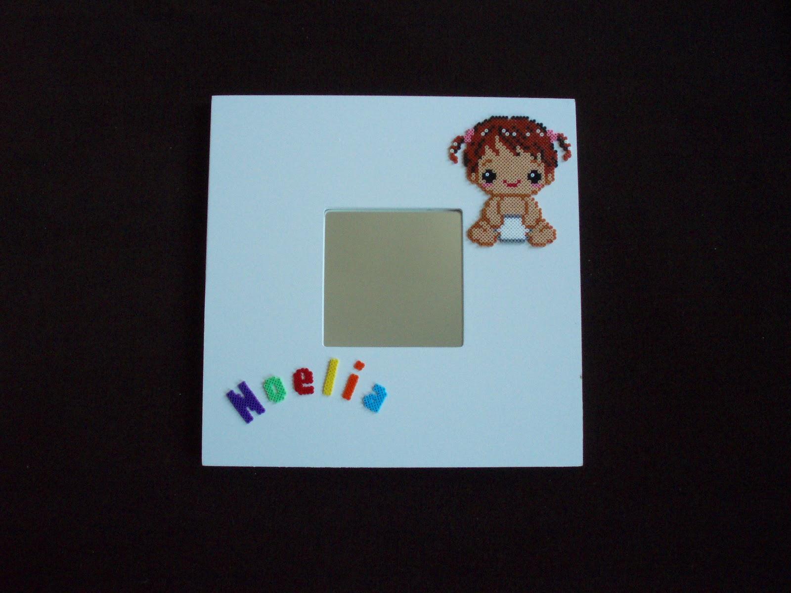Enjoy the handmade hama beads para ni os v espejo beb for Espejo para ver al bebe
