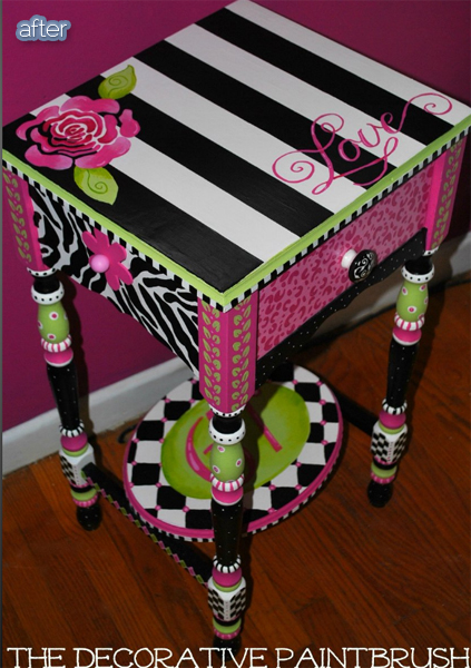 A funky furniture friendship better after for Funky furniture