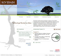 Soverain Software technology site
