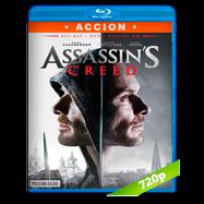 Assassin's Creed (2016) BRRip 720p Audio Dual Latino-Ingles
