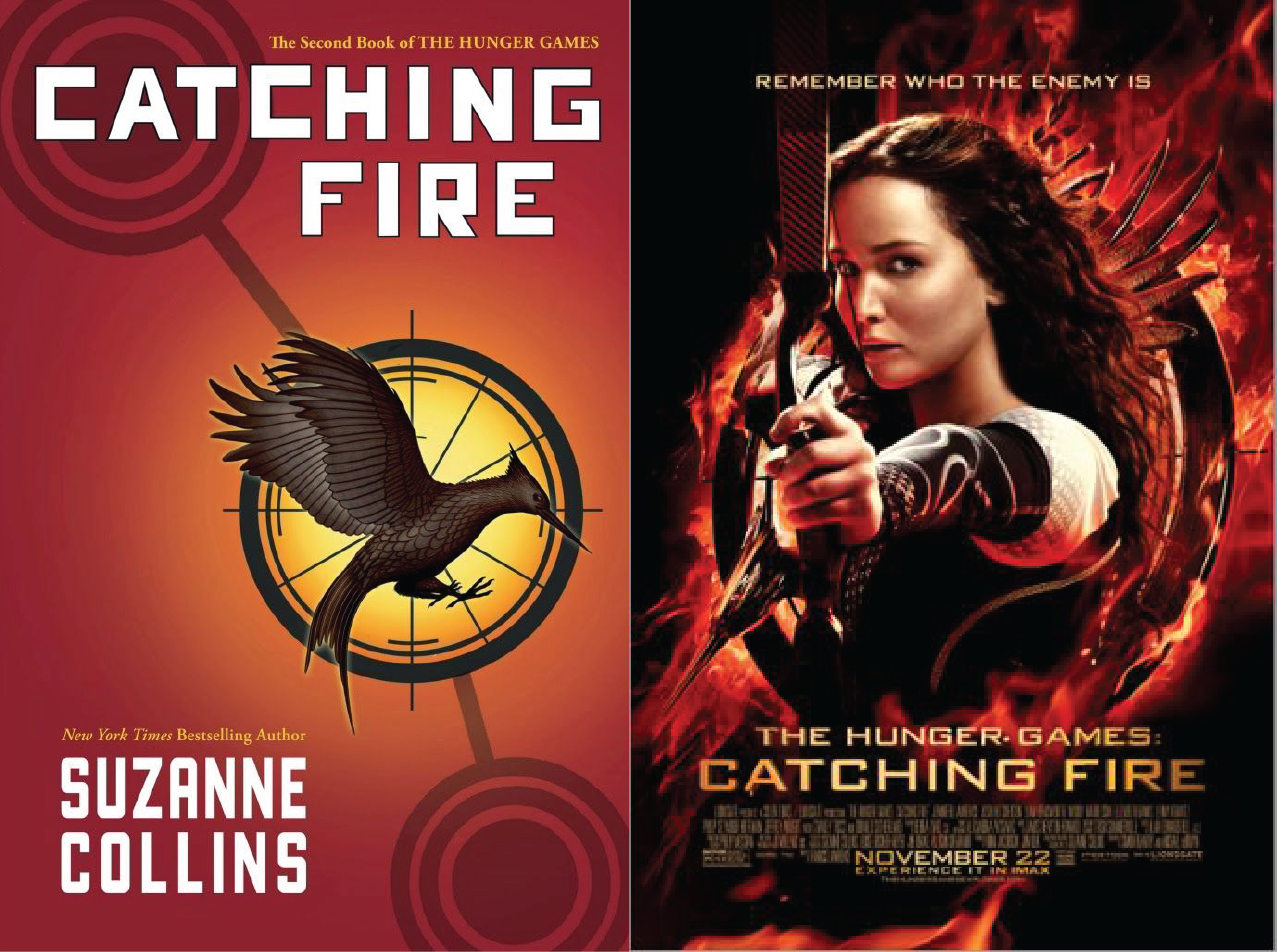 comparison of hunger games book and the movie The tomatometer rating – based on the published opinions of hundreds of film and television critics – is a trusted measurement of movie and tv programming quality for millions of moviegoers.