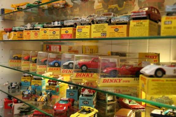 coches macchinine madrid