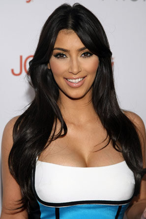 Kardashian Hairstyle on Kim Kardashian Hairstyles   Fashion And Styles