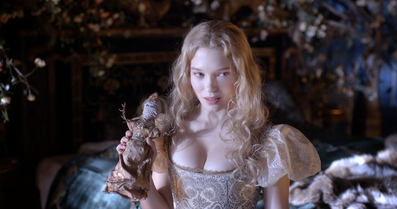 beauty and the beast-la belle et la bete-lea seydoux