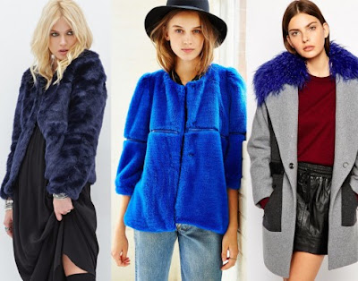 The Blues Faux Fur image