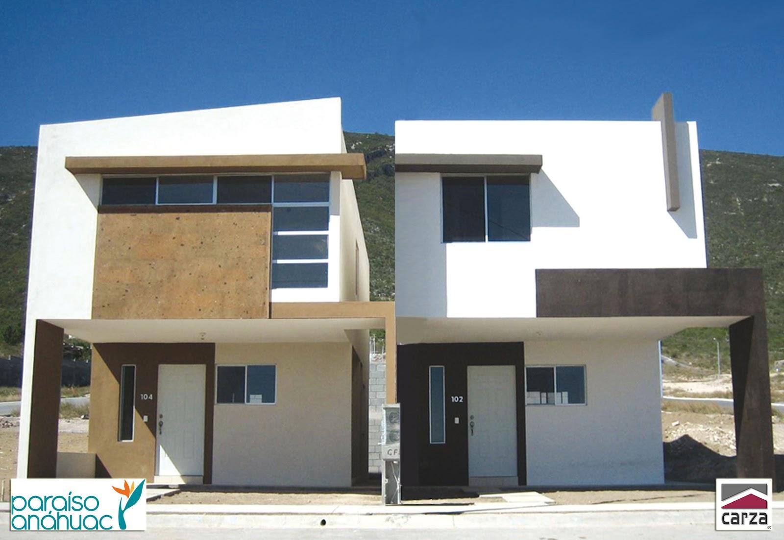 Fachadas de casas modernas octubre 2012 for Fachadas de casas modernas minimalistas