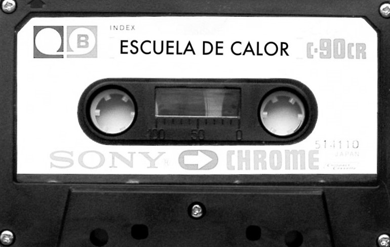 PODCAST ESCUELA DE CALOR