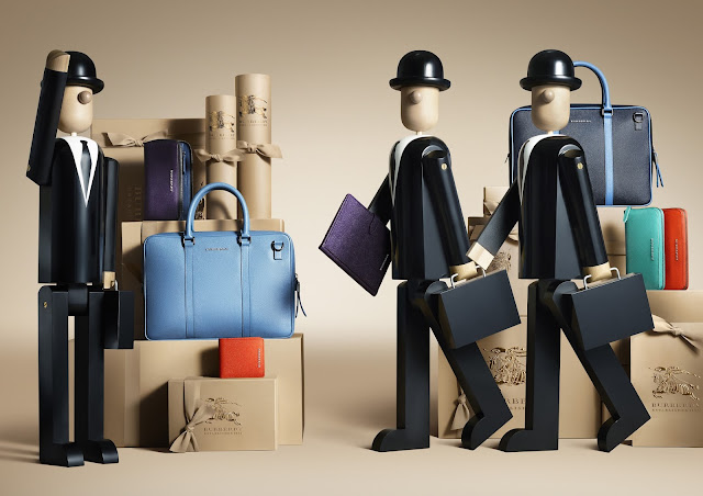 Gift Ideas for Father's Day from Burberry
