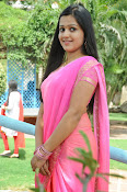 Samskruthi photo shoot in saree-thumbnail-15