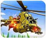 Trực thăng chiến đấu, game hanh dong