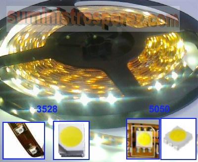 Iluminaci n led tiras led por que tantos precios - Precio tira led ...