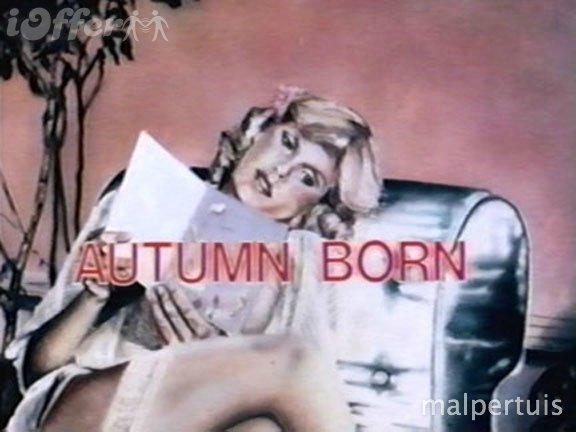 Autumn Born Dvd3