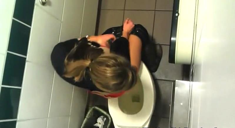public toilet voyeur