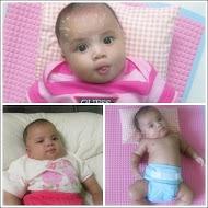 Aleesya 3 month
