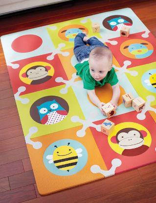 Linda alfombra para el cuarto del beb decorando mejor - Ikea ninos alfombras ...