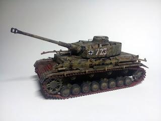 Panzerkampf Wagen IV Ausf. J Ds. Kfz 161/2