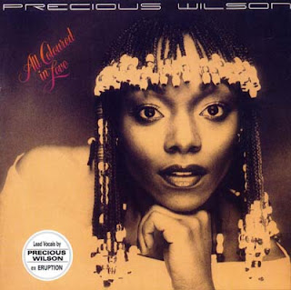 Precious Wilson - All Coloured In Love (1982) (Reissue 2005)