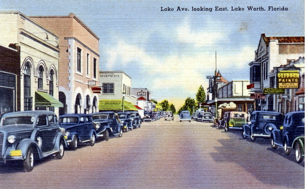 Did you know Lake & Lucerne avenues were designed 2-way streets?