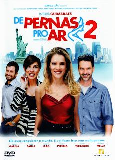 De Pernas Pro Ar 2 - DVDRip Nacional
