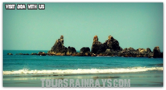 Arambol Barch Goa India. Cheap and best tour in india.Holiday packege
