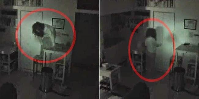 Video Lelaki Tak Sedar Wanita Misteri Menumpang Di Rumahnya