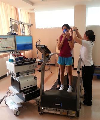 ทดสอบ VO2max, โรงพยาบาลสมิติเวช