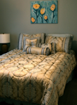 Beautiful Beds - BLUE Room