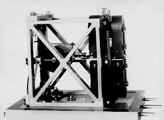 Sismógrafo horizontal de Galitzin-Wilip