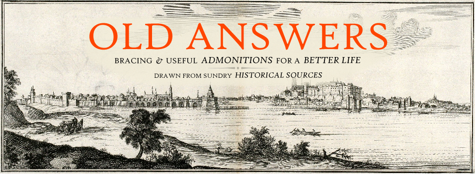Old Answers