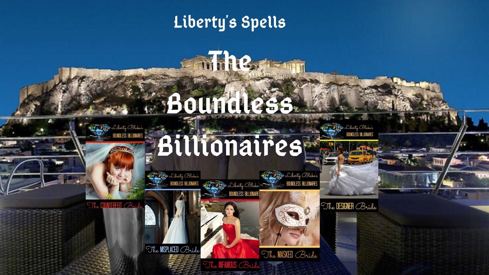 Liberty's Spells