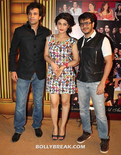 Aamir Ali, Ragini Khanna and Jay Soni - (11) - Star Gold television awards 2012 Pics