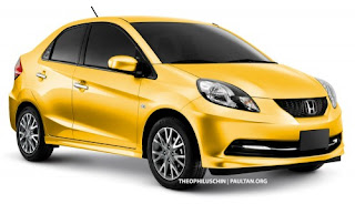 Honda Brio Sedan wallpaper