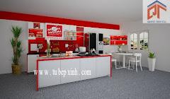 Tủ bếp đẹp Ajnomoto