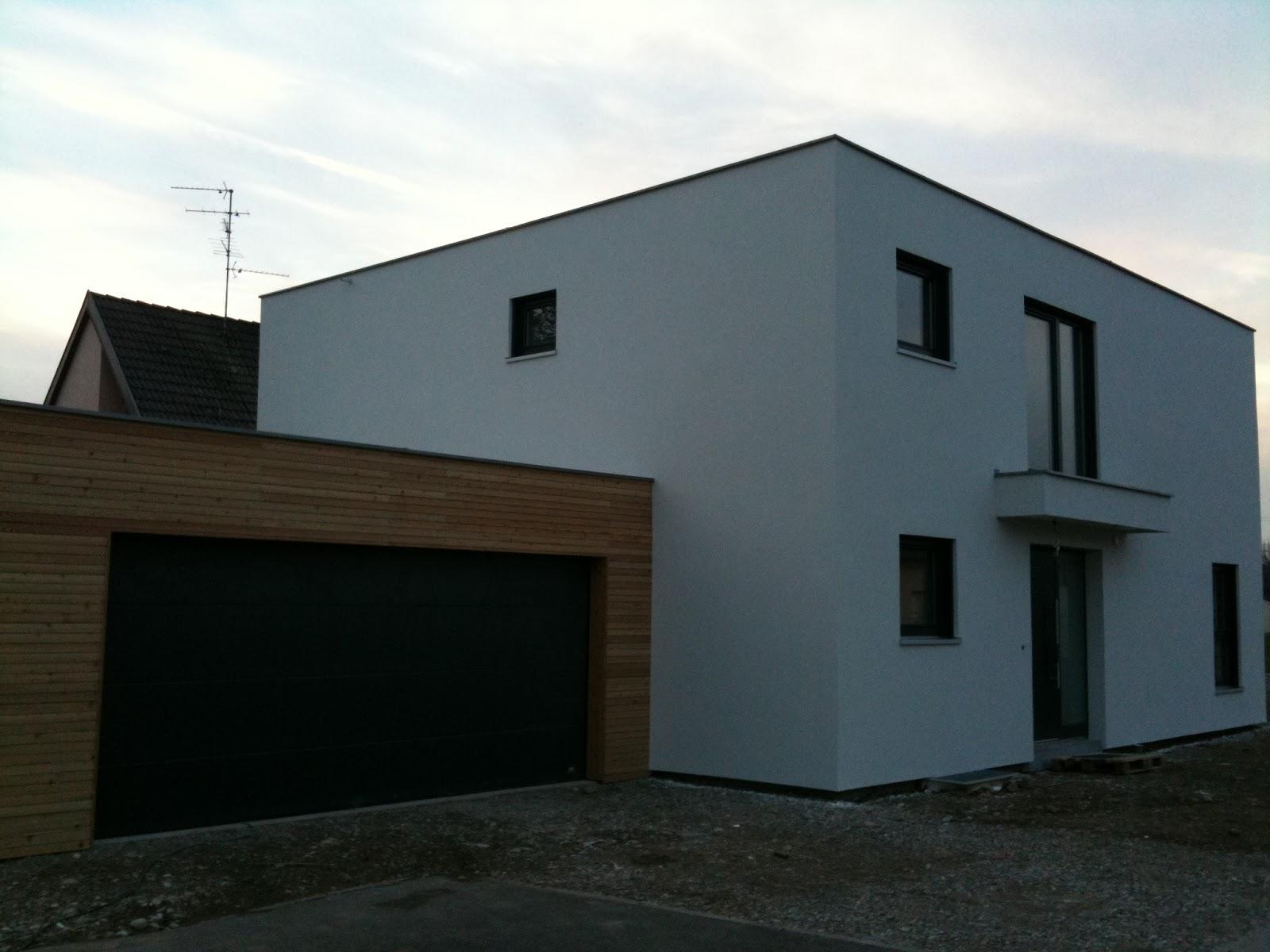 Maison ossature bois en alsace for Ossature bois alsace