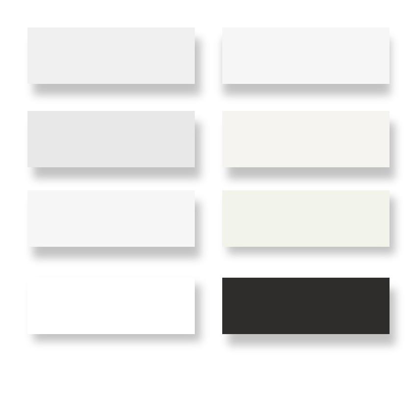Nuancier de blanc couleur lin peinture chaios s che - Coloris peinture cuisine ...