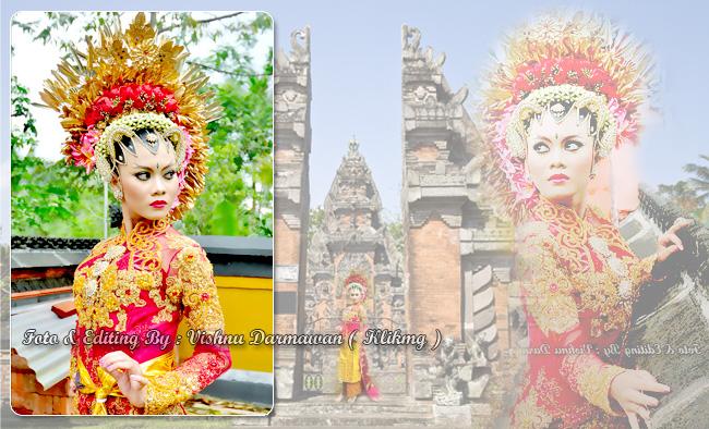Paes Ageng Bali || Foto & Editing By : Vishnu Darmawan ( Klikmg )