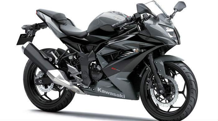 PT Kawasaki Indonesia Umumnya Motor Sport Ninja RR Mono