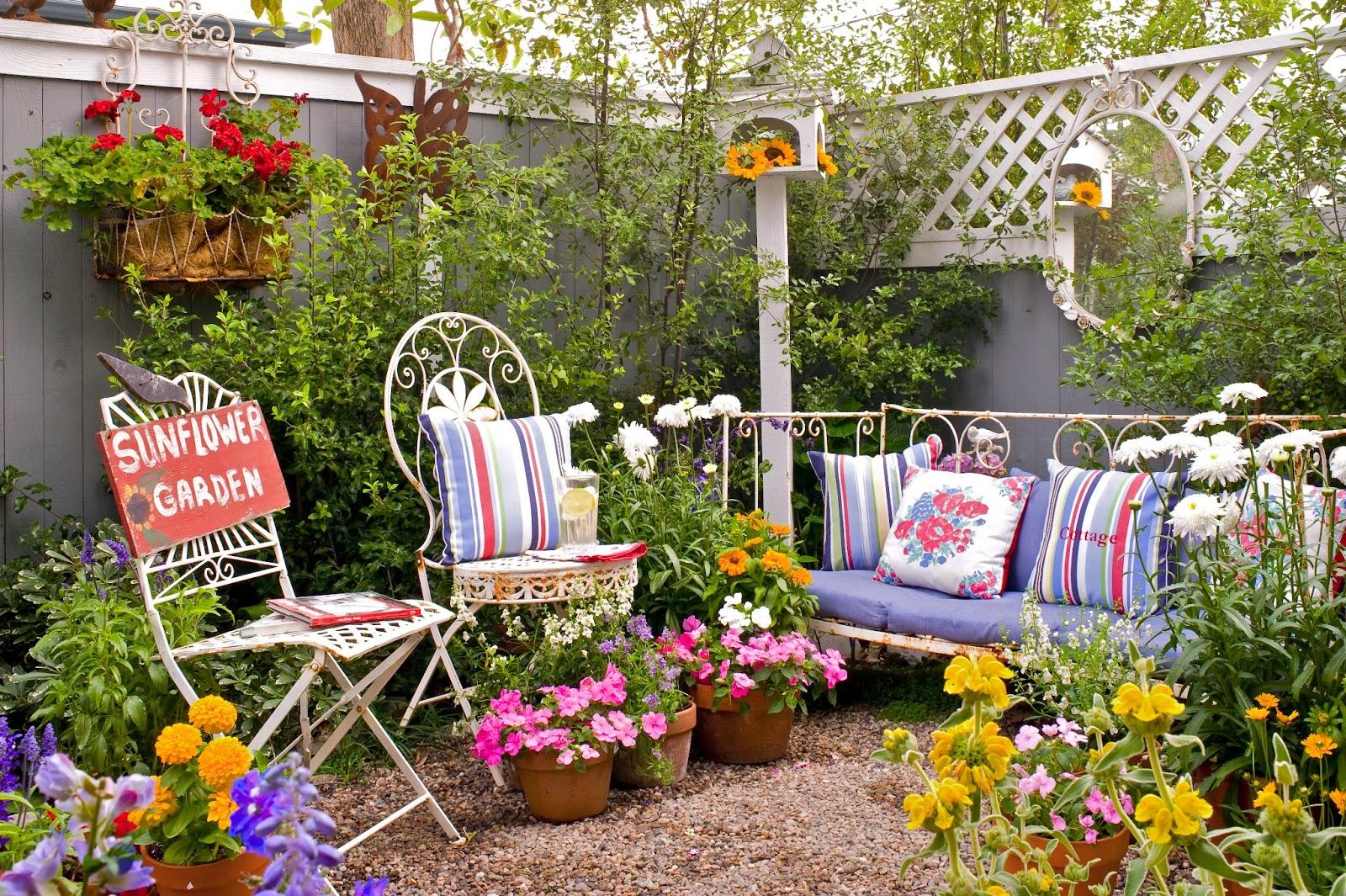 flea market gardens magazine