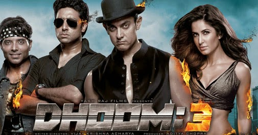 Dhoom 3 (2013) Hindi Movie Watch Free Online HD