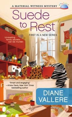 Suede to Rest by Diane Vallere