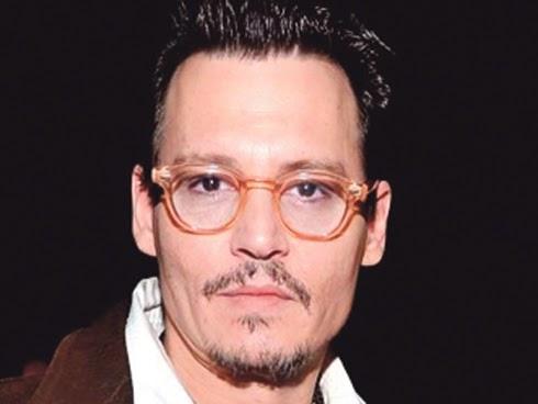 Johny Depp diserang haiwan mistik