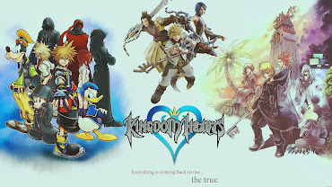 #31 Kingdom Heart Wallpaper