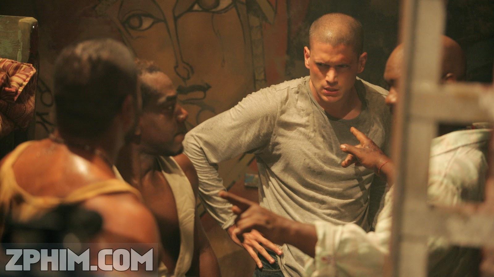 Ảnh trong phim Vượt Ngục 3 - Prison Break Season 3 2